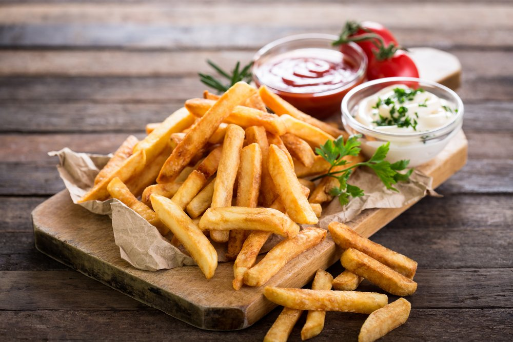 How To Deep Fry Frozen French Fries