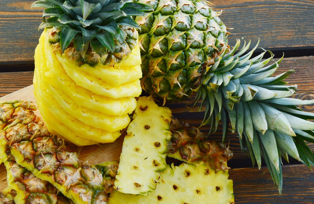 How to Peel Pineapple Without a Knife